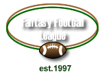 FFBL: Fantasy Football Beer League